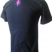 Simbolo da estrela da Vida e a Cruz Vermelha